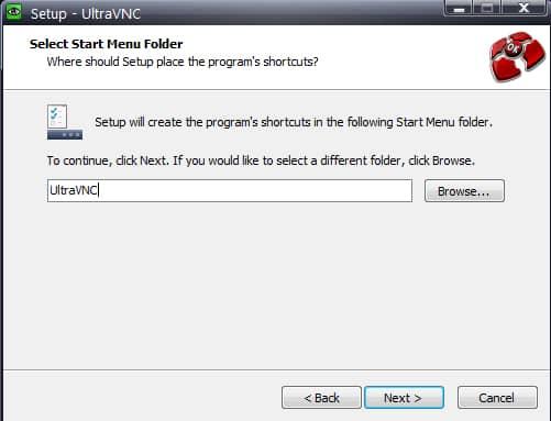 Ultra VNC Install 5