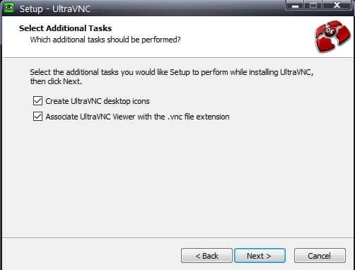 Ultra VNC Install 6